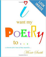 i want my poetry to . . .